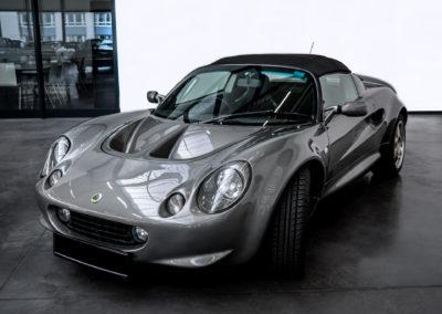 Lotus Elise 111S grau metallic