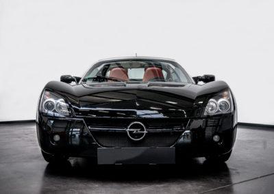 Opel Speedster schwarz Cabrio