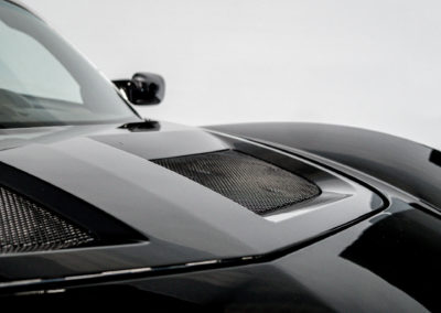 Opel Speedster schwarz Detail