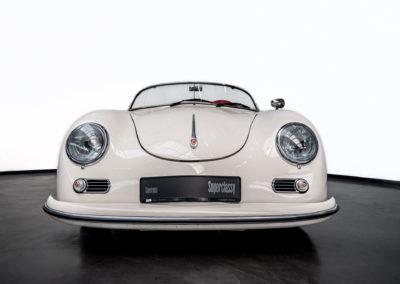 Volkswagen Beck Speedster Cabrio Frontansicht