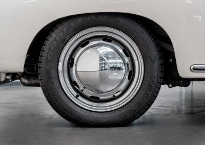 Volkswagen Beck Speedster Detail Reifen und Felge