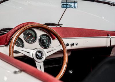 Volkswagen beck Speedster Armatur