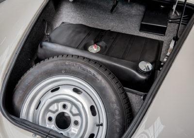 Volkswagen Bbeck Speedster Kofferraum
