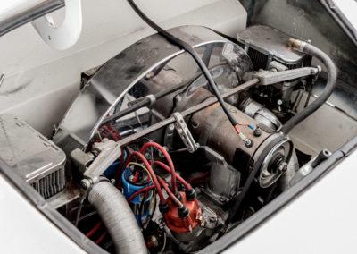 Volkswagen beck Speedster Motorraum