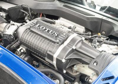 Lotus Exige Sport 350 Motorraum