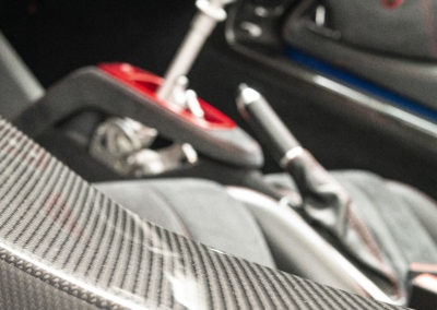 Lotus Exige Sport 350 Detail Innenraum